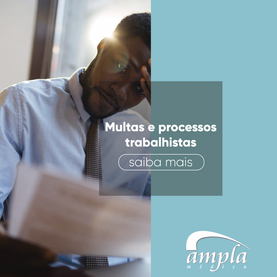Multas e processos trabalhistas